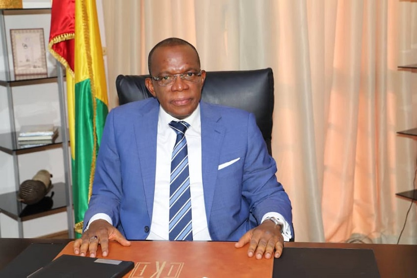 Speech by Ibrahima Kassory FOFANA, Prime Minister, Head of Government: Economic response plan to the COVID-19 health crisis